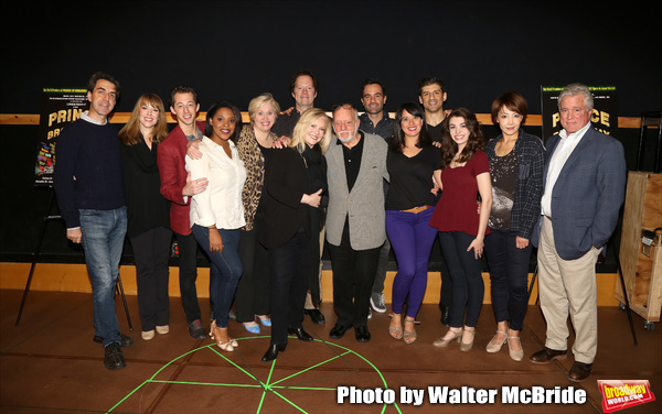 Jason Robert Brown, Emily Skinner, Josh Grisetti, Nancy Opel, Bryonha Marie Parham, N Photo