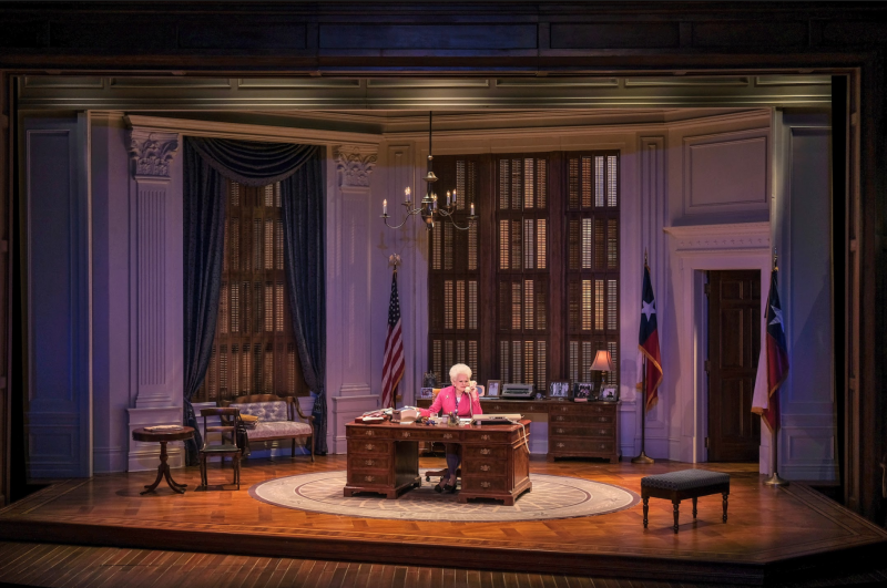 BWW Review: ANN at ZACH Theatre