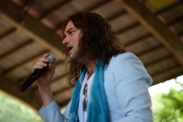 Photo Flash: Constantine Maroulis Rocks Usdan Summer Camp for the Arts