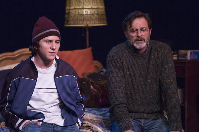 BWW Review: IF I FORGET at Barrington Stage Company A Rare and Powerful Mix of Reality and Raw Emotion.