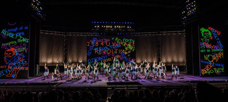 BWW Review: The Muny's MATILDA is Magically Mary