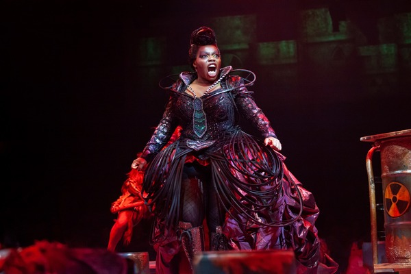 Photo Flash: Get A First Look At THE WIZ At Broadway at Music Cricus