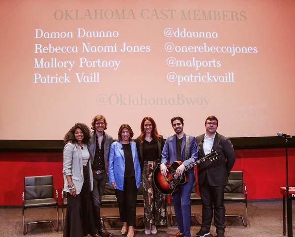 Rebecca Naomi Jones, Patrick Vaill, Stellene Volandes, Mallory Portnoy, Damon Daunno, Nathan Koci