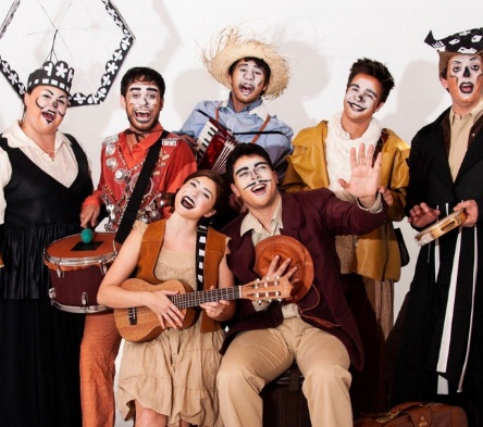 BWW Review: Using Cordel Literature, Musical 'O MAGICO DI O' Tells the Classic Story of the The Wizard of Oz