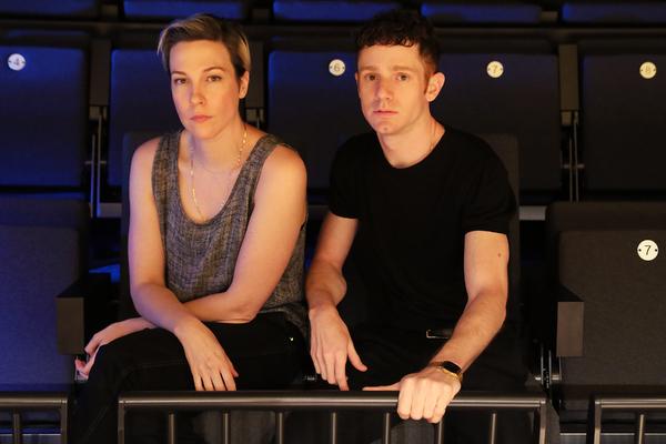 Rebecca Henderson and Chris Perfetti