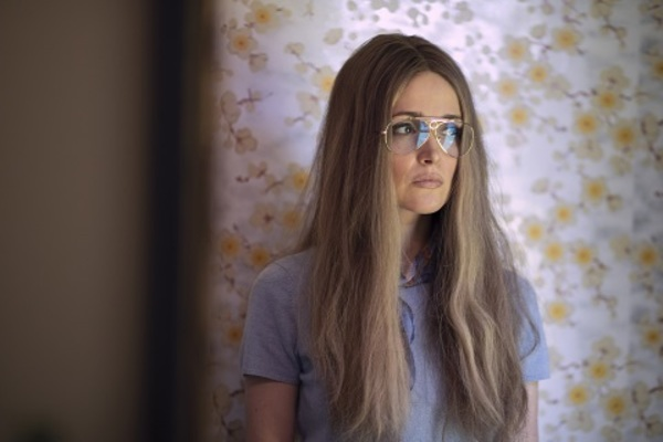 Rose Byrne as Gloria Steinem