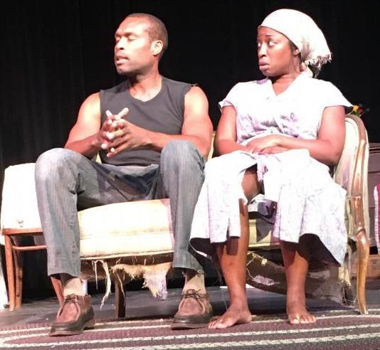 BWW Review: THE END OF THE ROAD:  2019 NATIONAL BLACK THEATRE FESTIVAL