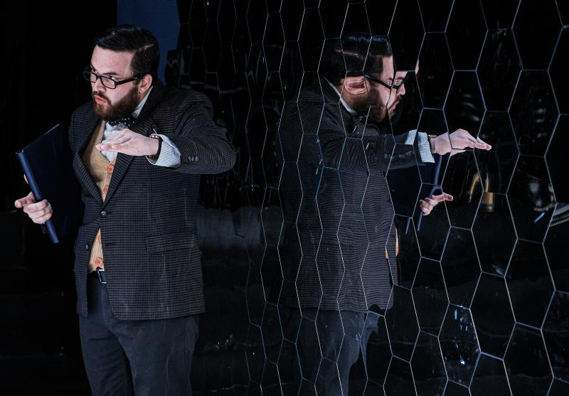 BWW REVIEW:  Twisted Minds Are Unleashed And Facades Fall When A Cat Goes Missing In WINK