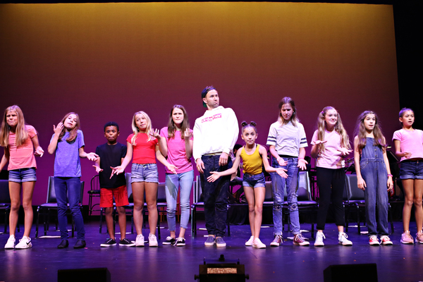 Photo Flash: Heidi Blickenstaff, Alex Newell, and More Perform with Broadway Dreams