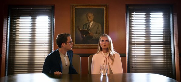 Ben Platt and Gwyneth Paltrow Photo
