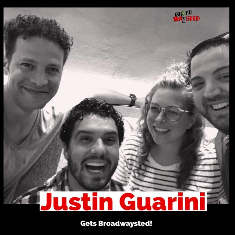The 'Broadwaysted' Podcast Welcomes Broadway, AMERICAN IDOL Star Justin Guarini