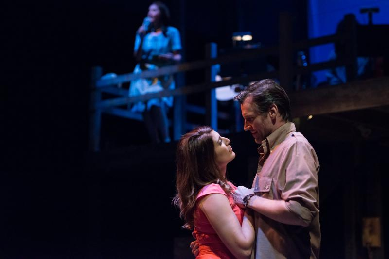 BWW Review: Theatre Raleigh's THE BRIDGES OF MADISON COUNTY