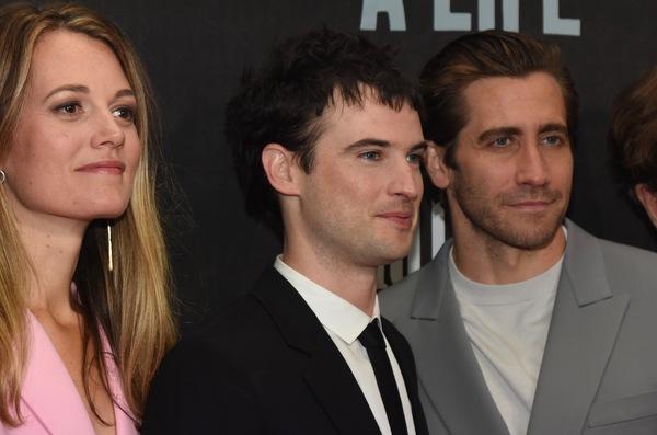 Carrie Cracknell Tom Sturridge and Jake Gyllenhaal