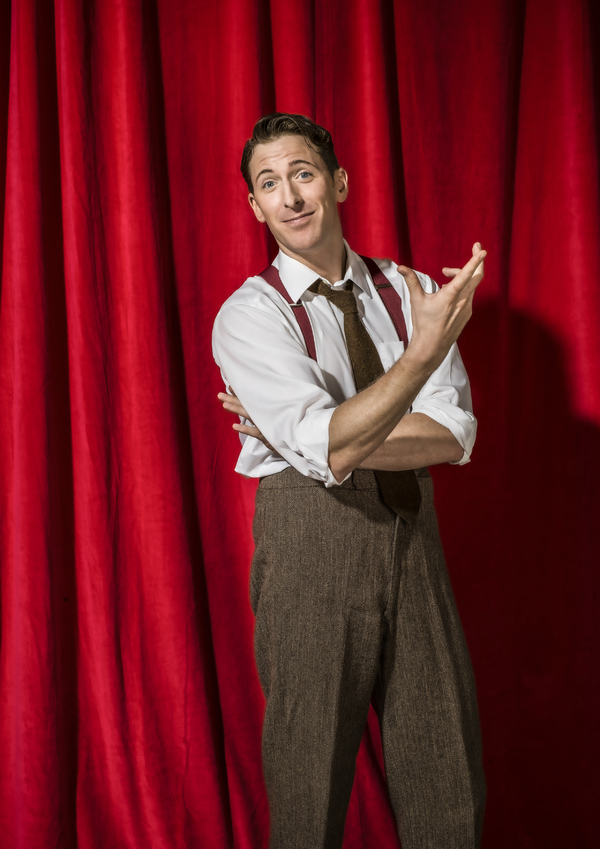 Photo Flash: Meet the Cast of CURTAINS at Wolverhampton Grand Theatre