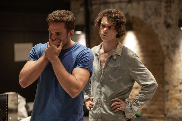 Photo Flash: In Rehearsal with TORCH SONG at The Turbine Theatre