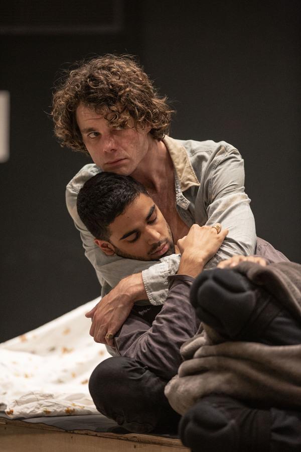 Matthew Needham and Rish Shah Photo