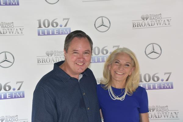 Rich Kaminski and Catherine Russei