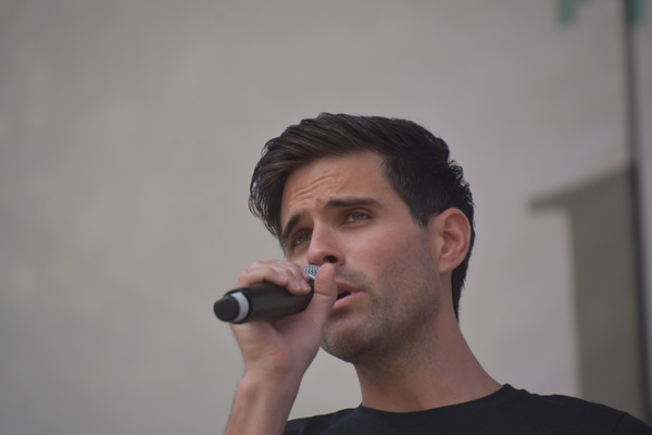 Photo Coverage: OKLAHOMA!, PRETTY WOMAN & More Sing Out at Broadway in Bryant Park