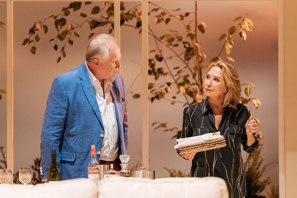 Photo Flash: First Look at the World Premiere of THE ARGUMENT