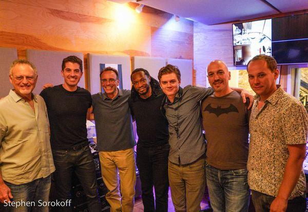 Bob Mann, Anthony Nunziata, Tedd Firth, Mark McLean, Daniel Dickenson, Steve Bargonetti, David Stoller, Chief Engineer