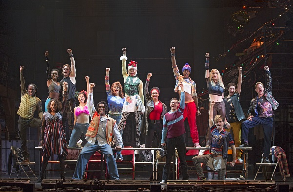 BWW Review: Everything is RENT at The Hobby Center