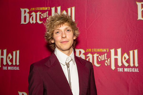 Photo Coverage: BAT OUT OF HELL Celebrates Opening Night at New York City Center!