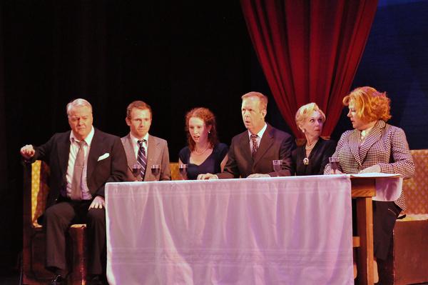 J.T Turner, Jonathan Acorn, Lily Steven, Rich Allegretto, Maureen Brennan and James D Photo
