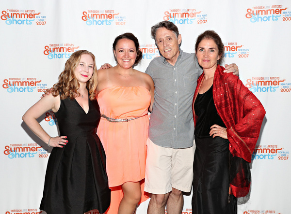 Amy Sutton, Sarah Cronk, Greg MacPherson, and Maria Mileaf Photo