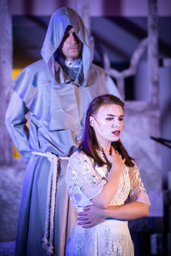 Photo Flash: Brown Box Theatre Project Brings MEASURE FOR MEASURE Across Massachusetts