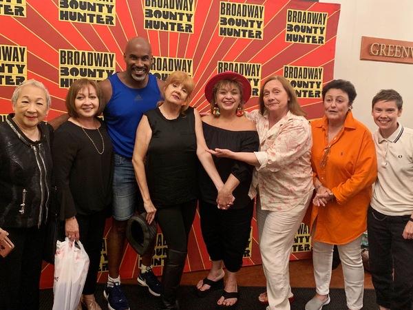 Lori Tan Chin, Tamara Torres, Alan H. Green, Annie Golden, Lin Tucci, Dale Soules, Ba Photo