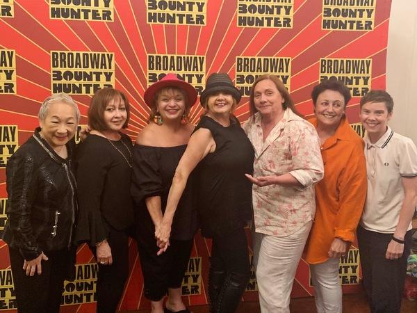 Lori Tan Chin, Tamara Torres, Lin Tucci, Annie Golden, Dale Soules, Barbara Rosenblat Photo