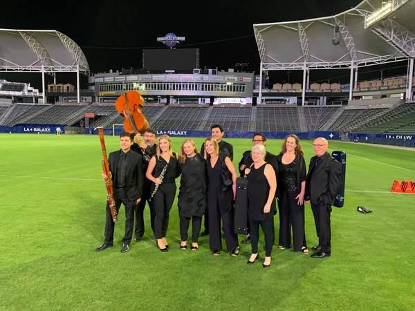 Photo Flash: Los Angeles Chamber Orchestra Pavon