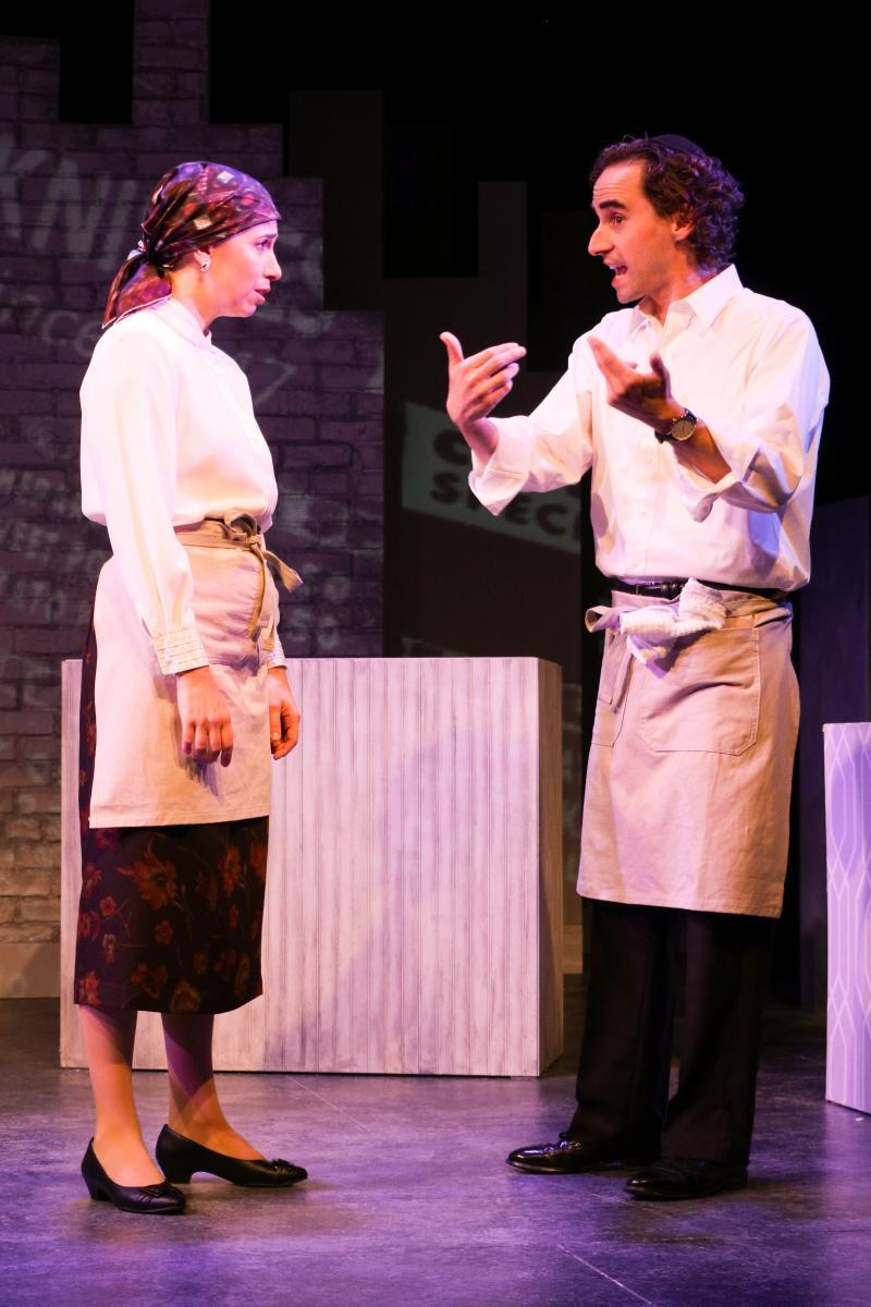 BWW Review: THE SABBATH GIRL at Penguin Repertory Theatre