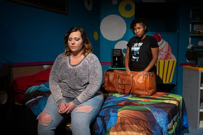 BWW Review: You Will Want More Than One Bite of THE CAKE at Terrific New Theatre