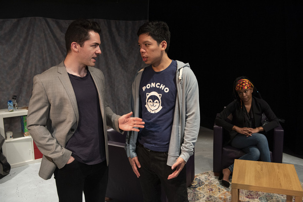 Photo Flash: First Look at LAST GASP at The Players Theatre