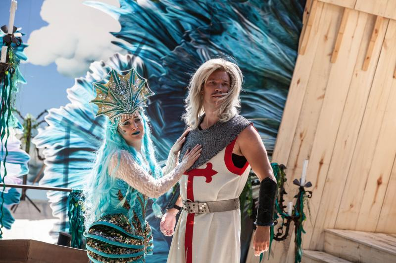 BWW Review: SPAMALOT, FINLAND at Tornava's Summer Theater