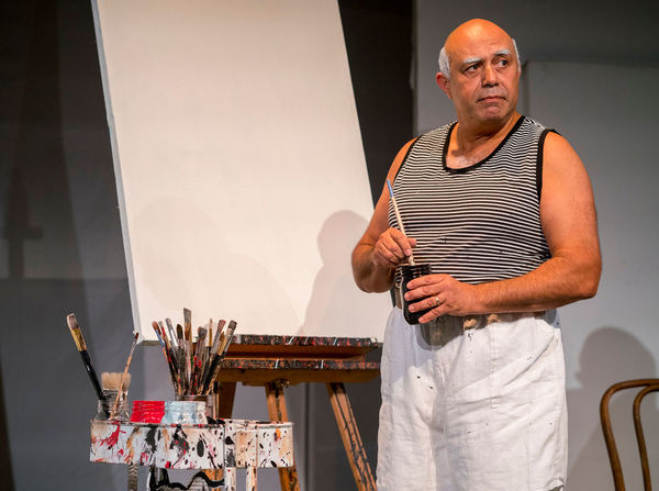 Photo Flash: First Look at New Village Arts' A WEEKEND WITH PABLO PICASSO