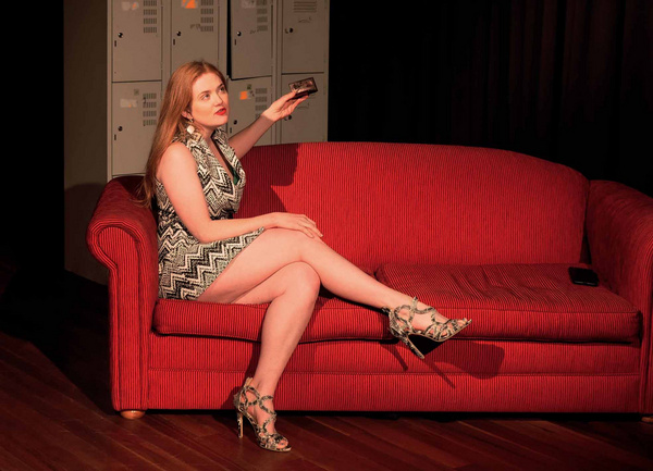 Photo Flash: First Look at Lane Cove Theatre Company's MANAGING CARMEN