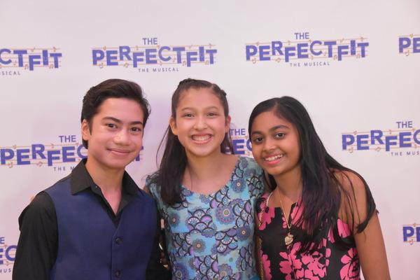 Ian Saraceni, Avelina Sanchez and Sway Bhatia