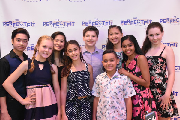 Ian Saraceni, Grace DeAmicis, Zoe Manarel, Courtney Faith Mormino, Joshua Turchin, Ca Photo
