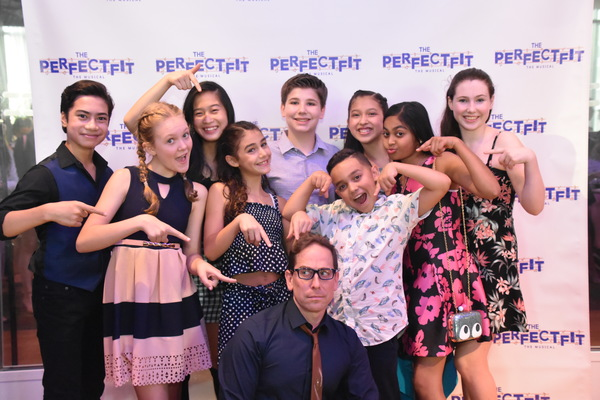Garth Kravits with Ian Saraceni, Grace DeAmicis, Zoe Manarel, Courtney Faith Mormino, Joshua Turchin, Carlos Orlando Carreras, Avelina Sanchez, Sway Bhatia and Carley Gendell