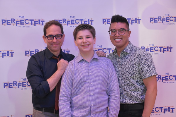 Garth Kravits, Joshua Turchin and Steven Cuevas Photo