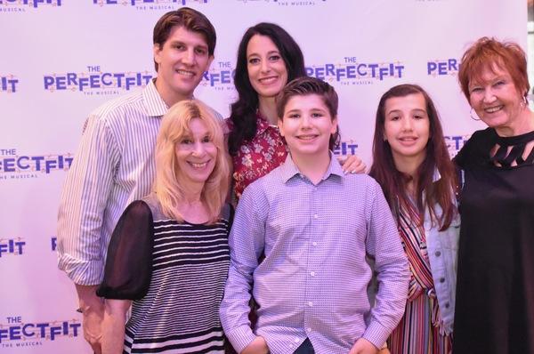 Jason Turchin, Kira Turchin, Joshua Turchin, Shaina Turchin Photo