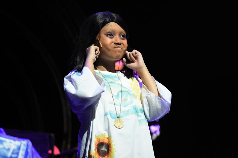 Photo Coverage: DANI GIRL Returns to the Stage; Show Runs Now Thru Sept. 1
