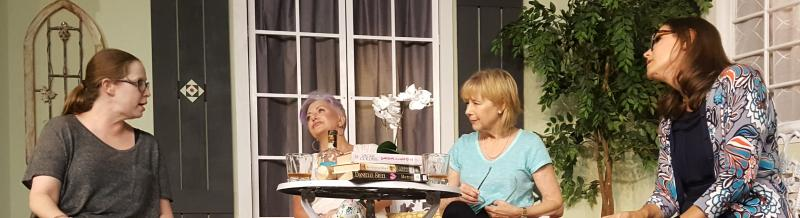 BWW Review: THE SAVANNAH SIPPING SOCIETY Delivers a Comedy Cocktail at SOUTH CITY THEATRE