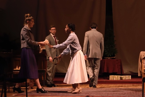 Photo Flash: Sanctuary Theater's A DOLL'S HOUSE Opens on Christopher Street