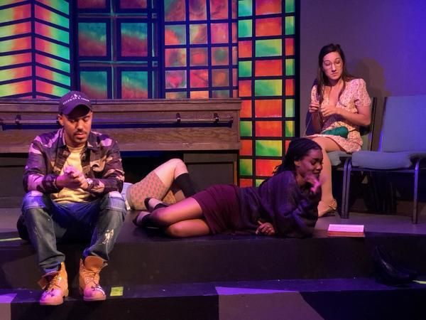 Photo Flash: Loft Ensemble in North Hollywood Presents OUR LADY OF 121ST STREET