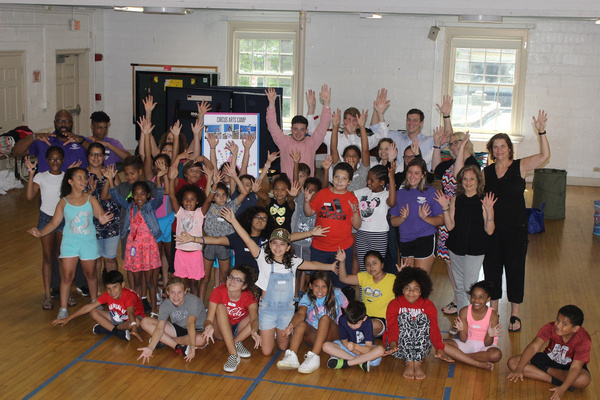 Photo Flash: Circus Camp At The Palace Brings The Big Top To Life For Fairfield County Youth
