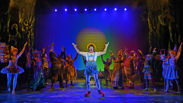 Photo Flash: First Look at 3-D Theatricals' SHREK THE MUSICAL
