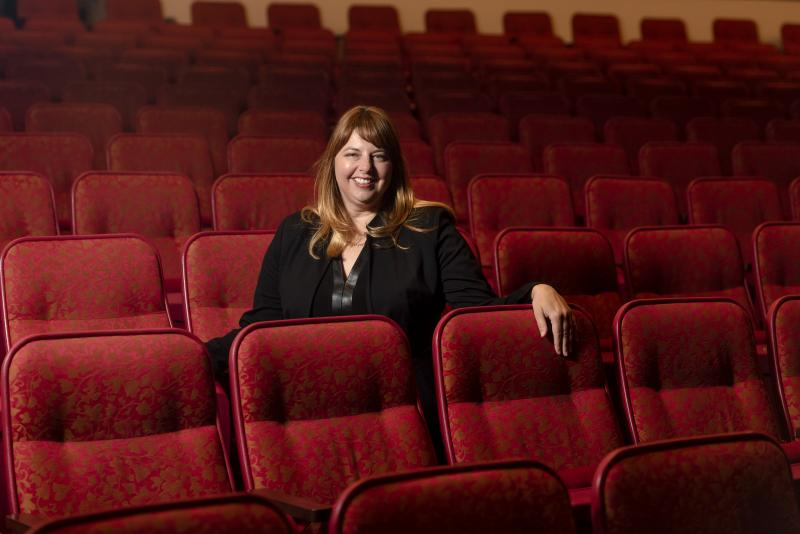 Getting to Know...TPAC's new CEO JENNIFER TURNER